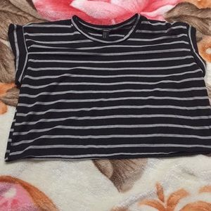 Black/Gray Shirt